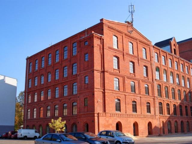 Business House, ul. Gdańska - Łódź