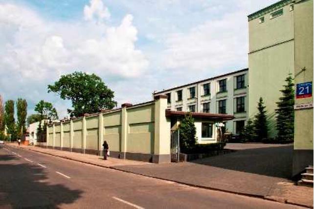 Centrum Biurowe Stanley