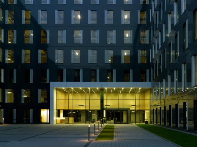 University Business Park