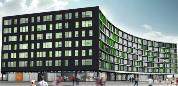 Zielony biurowiec Green Horizon - biura do wynajęcia, Łódź